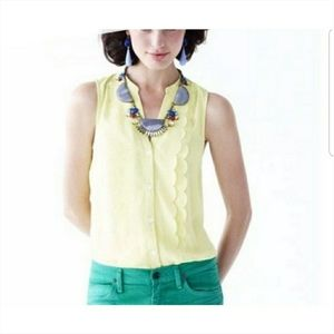 Anthropologie Meadow Rue Sleeveless Top